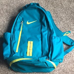 Nike Kevin Durant Blue and yellow Basketball Bag